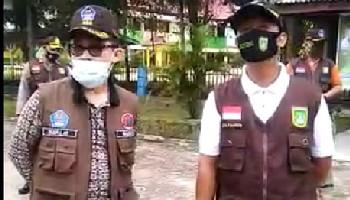 Lurah se Kota Dumai Dapat Bantuan Dana Benkeu Riau
