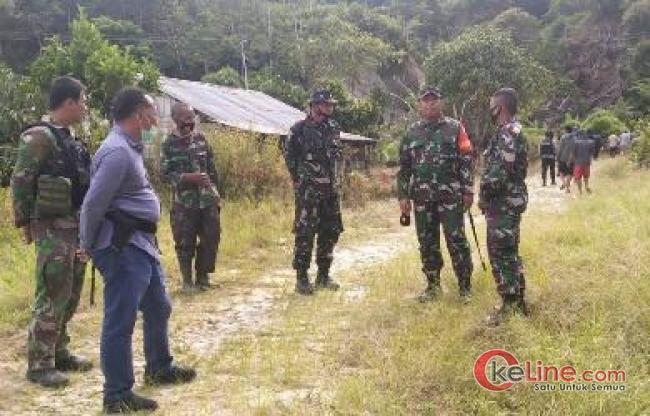 Gotong Royong Bangun Rumah Warga, Danrem 132 Tadulako: Keamanan Rakyat Prioritas