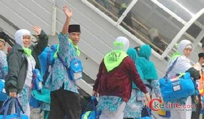 CJH Kota Pekanbaru Dibagikan Paket Perlengkapan Kesehatan Gratis