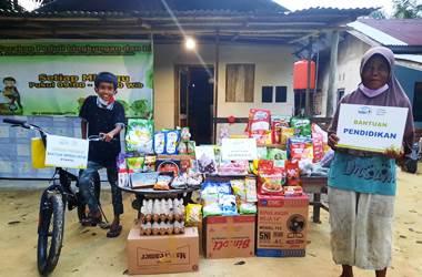 Wow!Harapan Syaiful Kini Terkabul Berkat Bantuan Dari Rumah Yatim