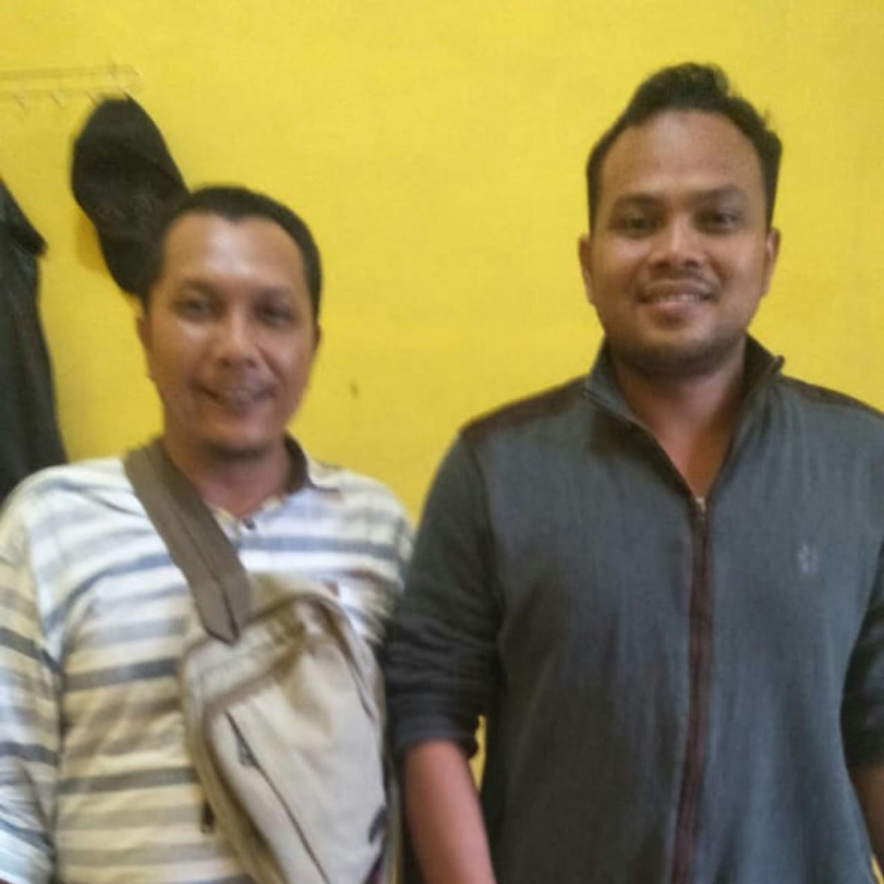 Dewan Pengawas LBH Mahatva Ucapkan Terimakasih ke Polsek Bagan Sinembah