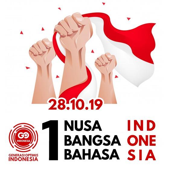 Tepat Pada Hari Sumpah Pemuda Ormas Generasi Optimis Indonesia (GOI) DPP Riau Resmi Terbentuk