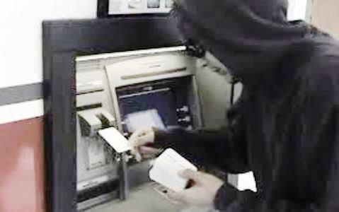 Ini Peran 3 Pelaku Pembobol ATM di Rohul Kuras Uang Nasabah