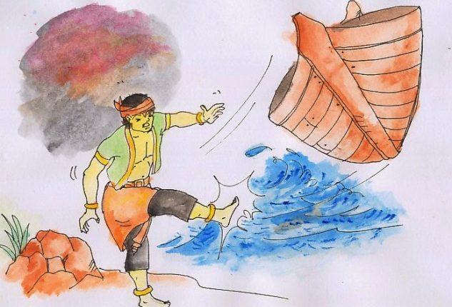 Ada Cerita Sangkuriang Di Balik Meletusnya Gunung Tangkuban Perahu