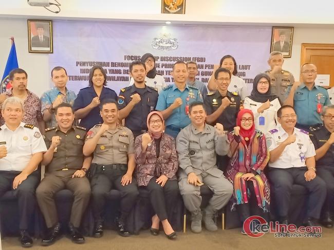 Bakamla Gelar FGD di Surabaya