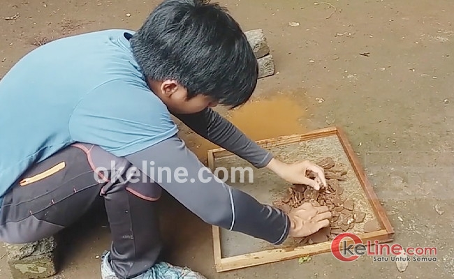 Pecahan Tulang Manusia Purba Ditemukan dalam Gua Pawon