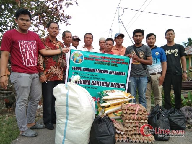 IWO Inhil Peduli Dan Bantu Masyarakat
