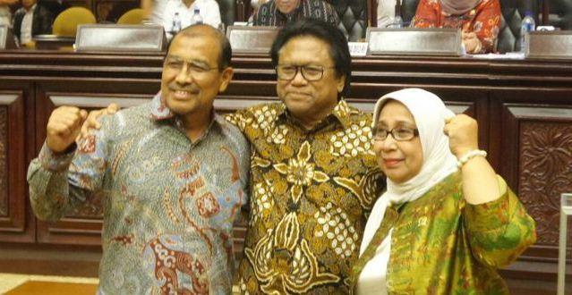 Akhirnya, MA Lantik Oesman Jadi Ketua DPD RI