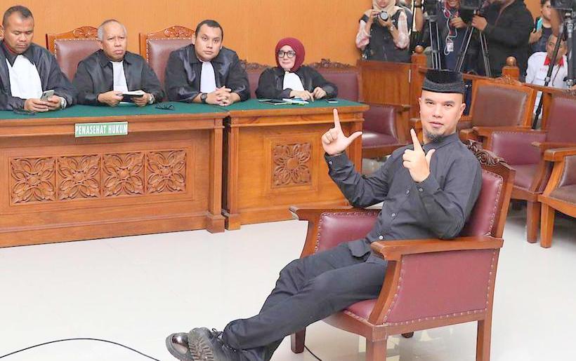 Palu Hakim Tentukan Nasib Dhani Siang Ini