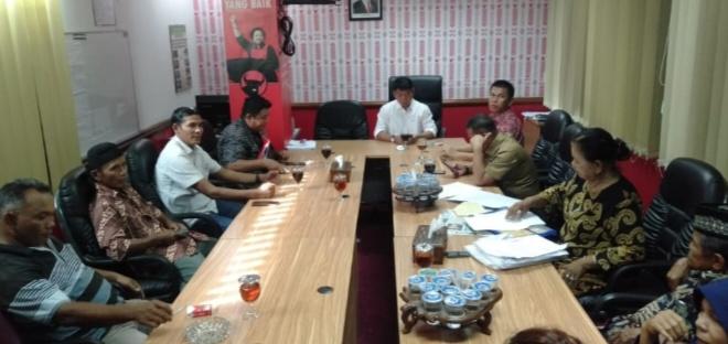Ketua Fraksi PDIP DPRD Riau Beri Respon Ganti Rugi Lahan Jalan Tol Pekanbaru-Dumai