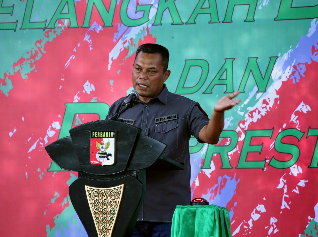 Kasum TNI Resmi Tutup Kejuaraan Menembak Panglima Piala TNI 2019