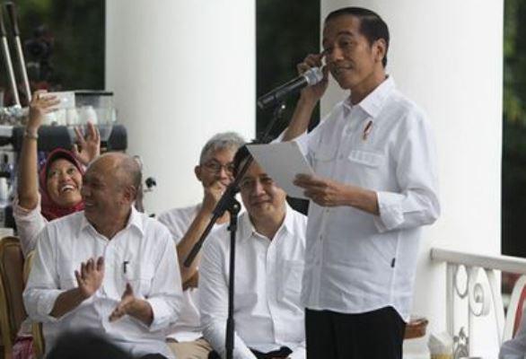 Jokowi Tunda Pembentukan Detasemen Khusus Tindak Pidana Korupsi