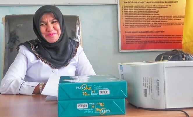 SMP Negeri 44 Kota Pekanbaru Siap Bersaing Tingkatkan Mutu Pendidikan