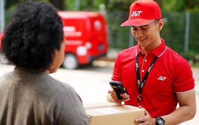 J&T Express Komit Berikan Jadi Jasa Pengiriman Terbaik