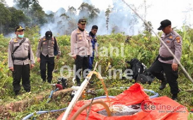 """Siap-siap Daerah Minim Karhutla, Akan Dapat Reward """"Pin Emas"""" Dari Kaplda Riau"""