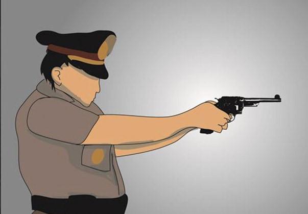 Polisi Tembak Dua Perampok Komponen Alat Berat