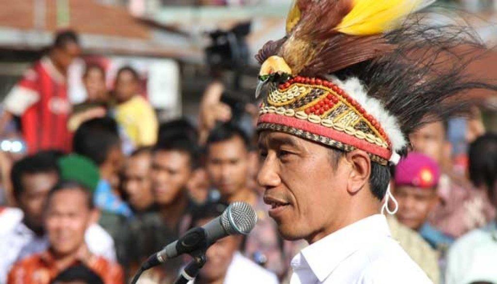 DPP Partai Gerindra. Sarankan Jokowi dan Jajaran Kabinet Berkantor di Papua