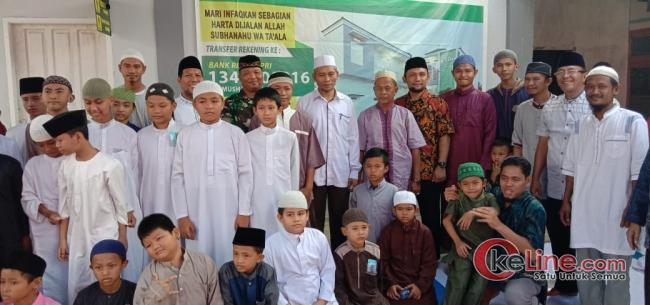 Wakil Walikota Pekanbaru dan Ketua Komisi 3 DPRD Pekanbaru Resmikan Rumah Tahfidzul Quran Riyadhus S