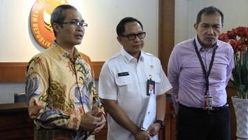 Pimpinan KPK Sambangi Tito Bahas Anggaran Daerah Rp 800 Triliun Tahun-2020