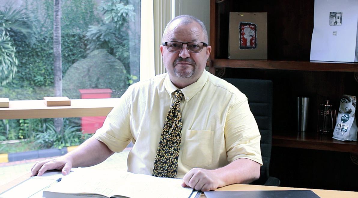 ACG School Jakarta Memperkenalkan Wakil Kepala Sekolah baru, Richard Todd
