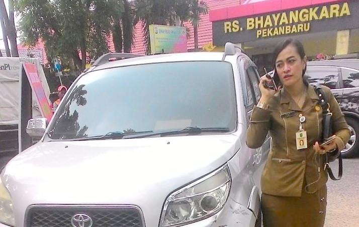 Yulia Akui Tabrak Pengendera Sepeda Motor, Tapi Bantah Menelantarkan