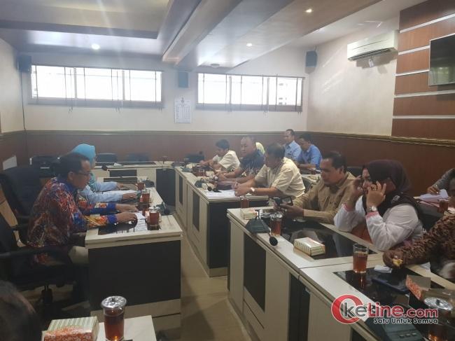 Ketua DPRD Fauzi Hasan Pimpin Banggar DPRD Meranti ke DIY