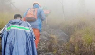 Sempat Kehilangan Kontak, Dua Pendaki Gunung Talamau Asal Jambi Dievakuasi