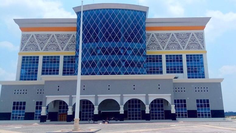 Tjahjo Kumolo Minta Cek Pemindahan Pusat Pemerintahan Pemko Pekanbaru