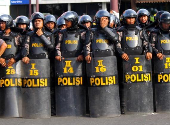 600 Polisi Diterjunkan Kawal Aksi May Day