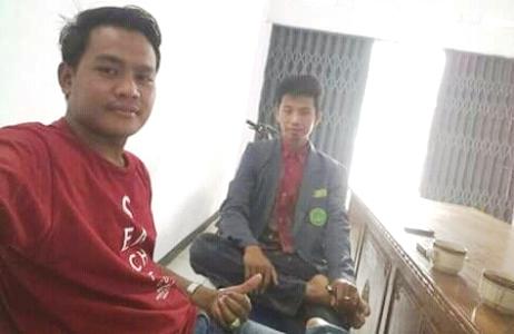 Ketua Pelajar NU Lebong Ajak Pilih Sosok Pemimpin Merakyat