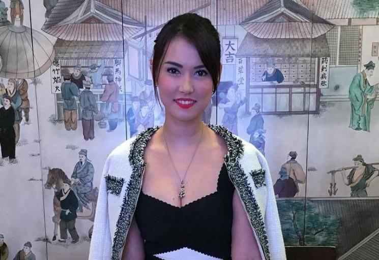 Maria Ozawa Ucapkan Selamat HUT ke-74 Untuk Indonesia Melalui Instagram