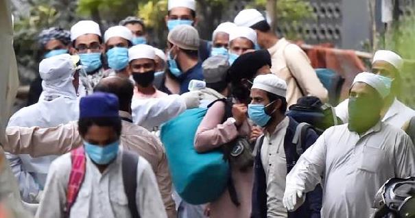 10 Orang WNI Jemaah Tablig Ditangkap di Nizamuddin Markaz, India
