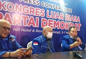Dipecat Dari Demokrat, Jhoni Allen Didapuk Jadi Sekjen Partai Demokrat Versi KLB Deli Serdang