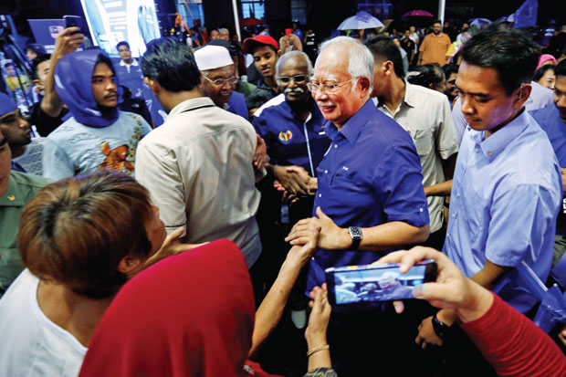 Pemilu Malaysia Telan Satu Nyawa