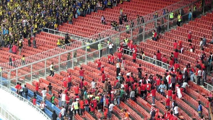 Laga Kualifikasi Piala Dunia Antara Indonesia VS Malasyia Berbuntut Panjang