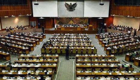 Hari Ini Hak Angket Status Ahok Dibacakan di Paripurna DPR