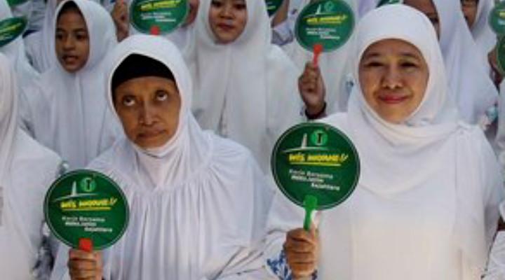 #PrayForSurabaya, Khofifah Indar Parawansa Ucapkan Belasungkawa