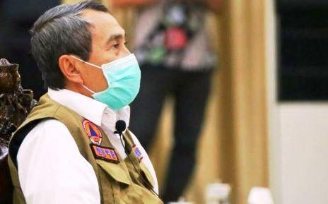 """Terkait Positif Corona di Riau Melonjak Dewan Katakan Syamsuar """"Tidur"""""""