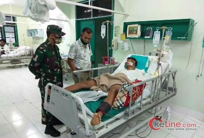 TNI Tanggung Biaya Korban Penembakan Warga Sipil Oleh KKB Papua