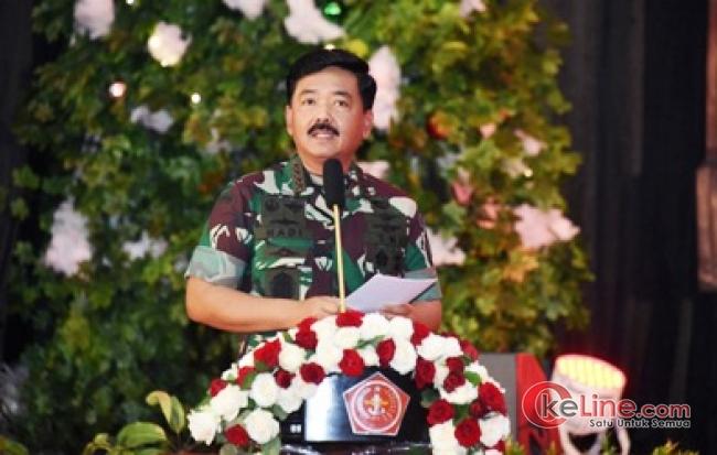 Damai Natal Bersama Panglima TNI