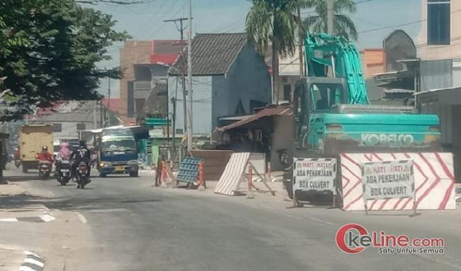 Ketua RT 03/01 Kelurahan Rejosari, Pangkalpinang Ikut Jadi Korban Proyek PUPR