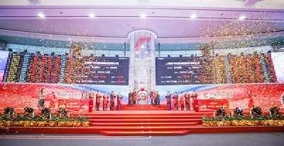 Shanghai Electric Gelar IPO di Papan Perdagangan STAR SSE