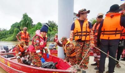 Usai Bertengkar Pacar Awangku Sahiful Terjun Sungai Sarawak, Naas yang Tewas Tenggelam Justru Beliau