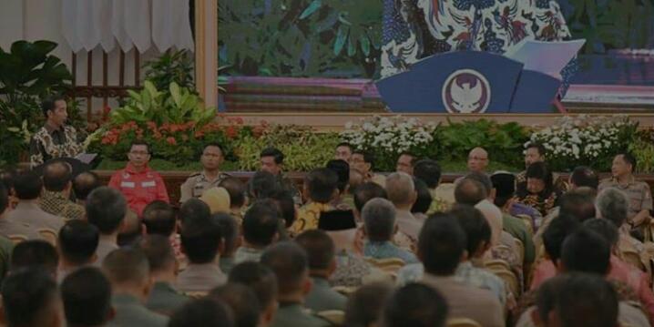 Presiden RI Jokowi Angkat Bicara Terkait Karhutla Di Riau