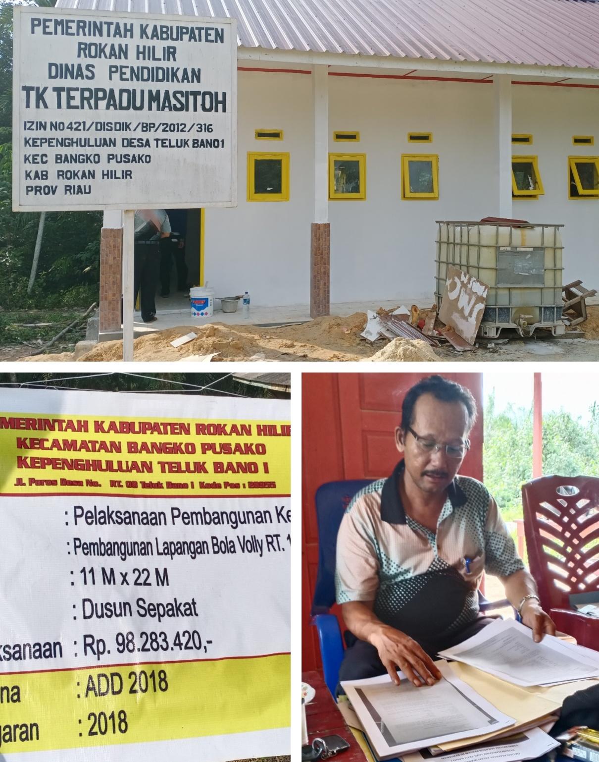 BPKep Laporkan Penghulu Teluk Bano I ke Inspektorat dan Polisi