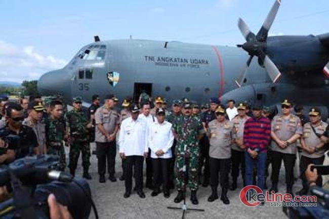 Latihan PPRC di Papua, Panglima TNI; Tujuannya Tingkatkan Profesionalitas Prajurit
