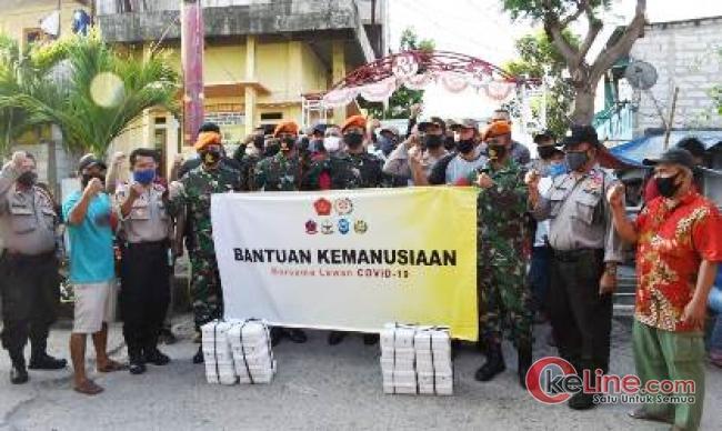Dapur Umum Paskhas TNI AU Siapkan 2.225 Takjil Buka Puasa