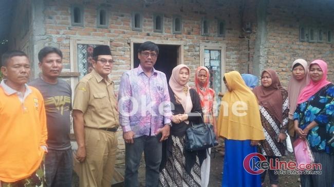 Anak Korban Tersiram Air Panas di Pariaman Dikunjungi Ketua DPRD dan Rombongan