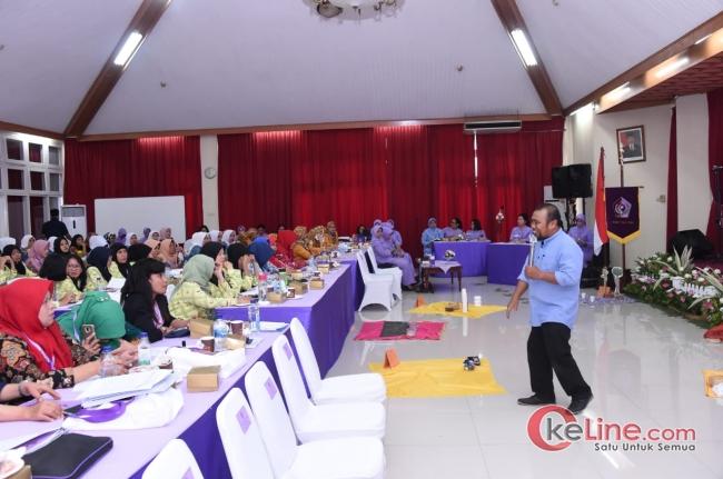 Yayasan Tunas Muda IKKT Gelar Pelatihan Implementasi Kurikulum 2013 Paud