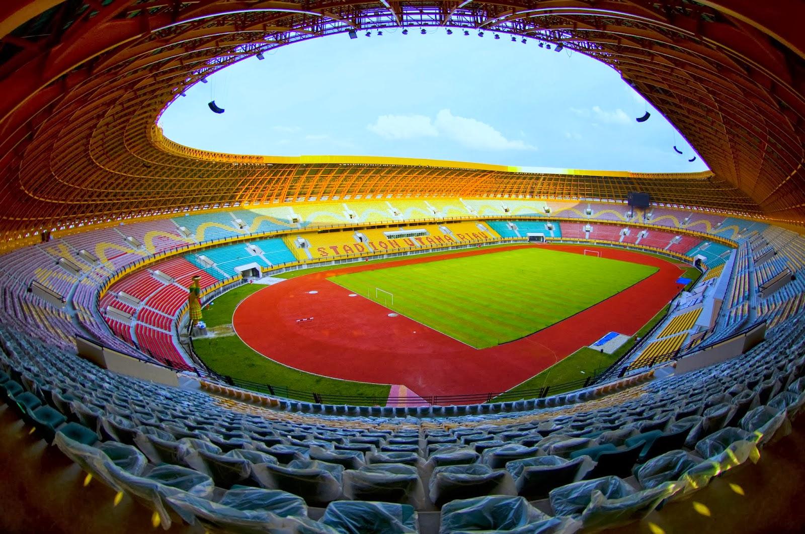 Gubernur Riau Akan Usulkan Stadion Utama Riau Sebagai Salah Satu Venue Piala Dunia U-20
